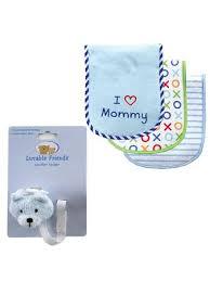 Ложки и салфетки для кормления новорожденных