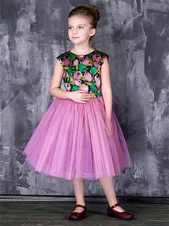 Какого цвета платье выбрать для девочек